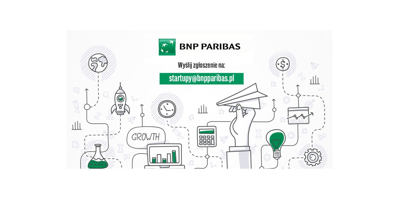 Opracuj nowe rozwiązania marketingowe dla Banku BNP Paribas. Startuje 18. edycja Office Hours