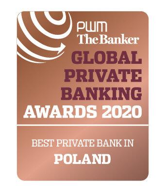 Nagrody PWM i The Banker: bankowość prywatna Banku BNP Paribas najlepsza w Polsce