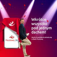 """Klienci Banku Pocztowego wkrótce """"pod jednym dachem"""". Nowoczesne mobilne rozwiązania EnveloBanku stają się bazą technologiczną dla klientów detalicznych Banku Pocztowego"""