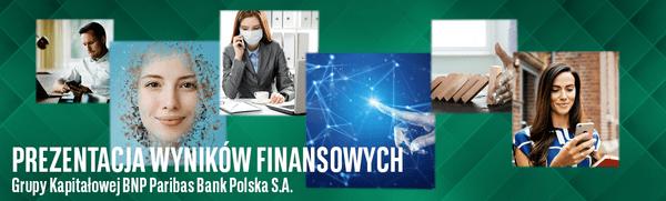 Grupa Kapitałowa BNP Paribas Bank Polska wypracowała 733 mln zł zysku netto w 2020 r.