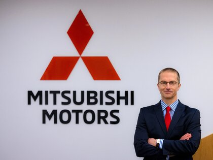 Piotr Szewczyk nowym dyrektorem operacyjnym i członkiem zarządu polskiego oddziału Mitsubishi Motors