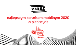 Vibez z nagrodą Mobile Trends Awards