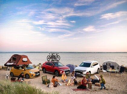Mitsubishi najpopularniejszą marką w Polsce wśród klientów indywidualnych