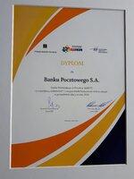 Bank Pocztowy wyróżniony za BAKCYLA. Bankowcy edukują dzieci w zakresie wiedzy o finansach