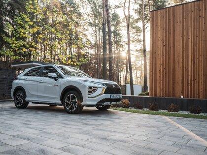Good Design Award 2020 dla nowego Mitsubishi Eclipse Cross PHEV