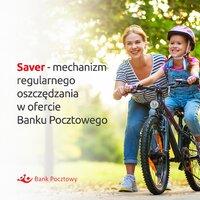 Mechanizm regularnego oszczędzania  podczas transakcji płatniczych w Banku Pocztowym. Nowe cyfrowe rozwiązanie w ofercie.