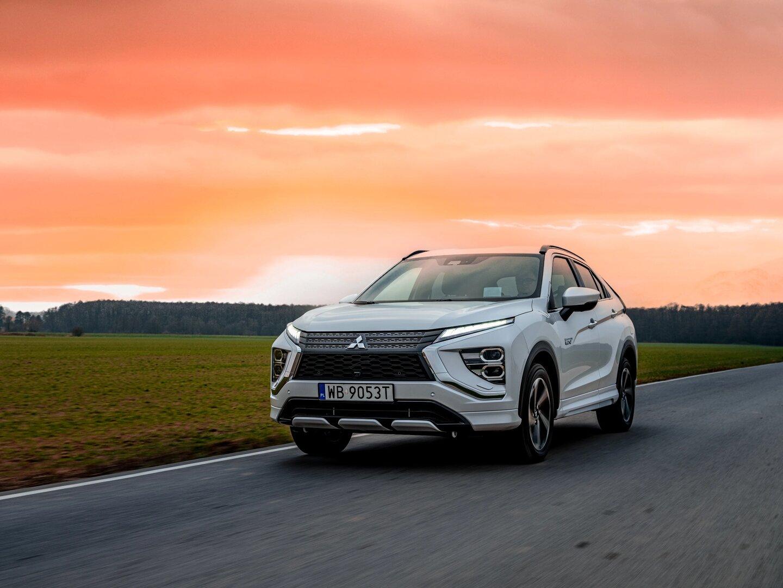 Nowe Mitsubishi Eclipse Cross PHEV od dziś w polskich salonach