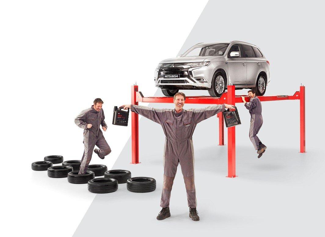 Mitsubishi zaprasza na bezpłatną kontrolę auta przed wakacjami