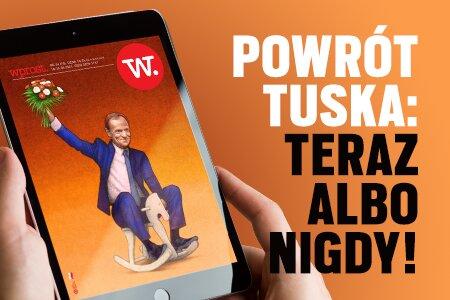 e-Wprost nr 24 (73): Powrót Tuska, cała prawda o Gessler, Listkiewicz o Sousie, Kręcina o Krychowiaku i Lewandowskim