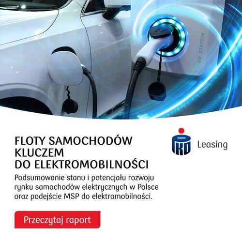 Dziś opublikowaliśmy nowy raport o elektromobilności w Polsce! 👩💼 We współpracy z PKO Bank Polski, Polskie Stowarzyszenie Paliw Alternatywnych - PSPA i Masterlease powstało pierwsze tak kompleksowe opracowanie dotyczące samochodów...