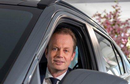 Nowy prezes i dyrektor generalny Mitsubishi Motors Europe