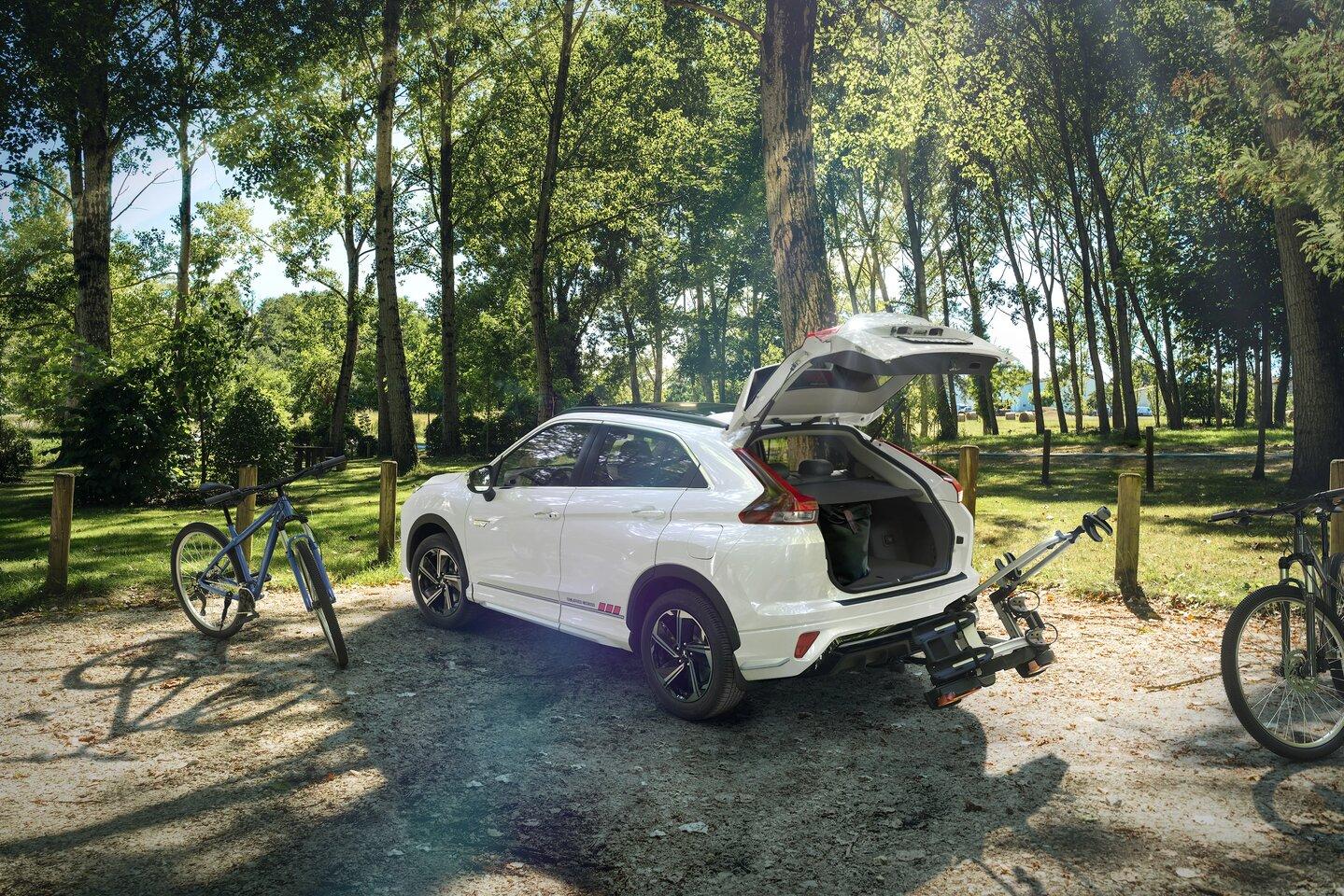 Mitsubishi Eclipse Cross PHEV w programie Karta Dużych Rodzin