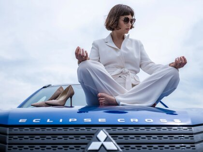 Anna Cieślak ambasadorką modelu Mitsubishi Eclipse Cross PHEV