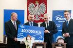 Fundacja Enea pomaga gminom poszkodowanym w sierpniowej nawałnicy