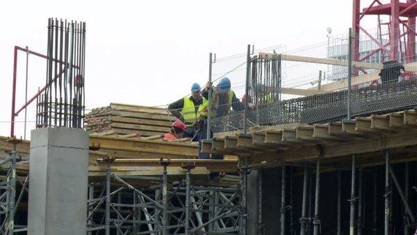 Złe perspektywy dla polskich firm budowlanych