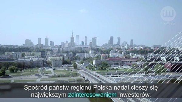 Polski rynek inwestycyjny nieruchomości komercyjnych największy w regionie