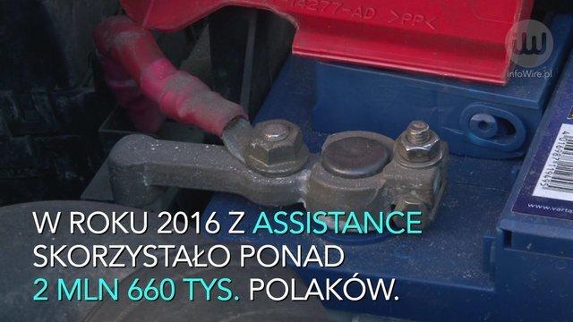 Już 2/3 Polaków wie, że assistance to nie tylko holowanie. Najnowszy raport o usługach pomocowych