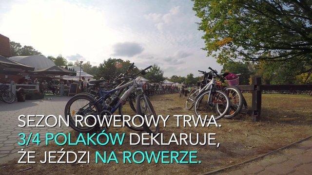 Prawie co piąty z nas dojeżdża rowerem do pracy. Czy jest to spowodowane wyłącznie zdrowym stylem życia?