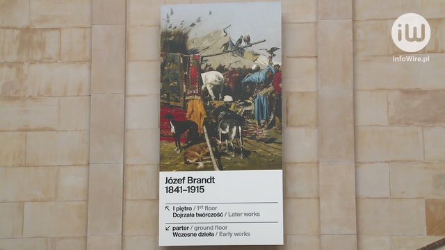 Był Polakiem znanym w Monachium przed Lewandowskim. Muzeum Narodowe w Warszawie przygotowało wystawę jego dzieł